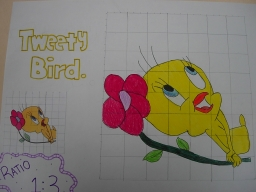 math worksheet : cartoon blowup  webmaths : Maths Scale Drawing Worksheets