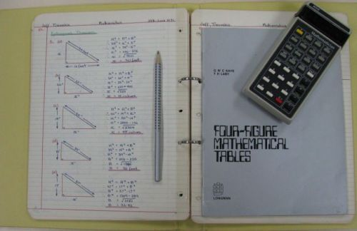 old math tools