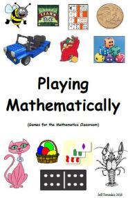 Playing Mathly Cover