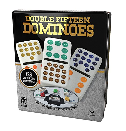 double 15 dominoes